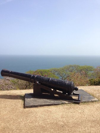Fort King George: Great place
