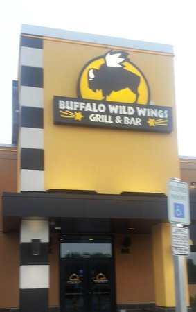 Buffalo Wild Wings : Picture says it all