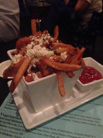 Feta fries - Picture of Three Muses, New Orleans - TripAdvisor