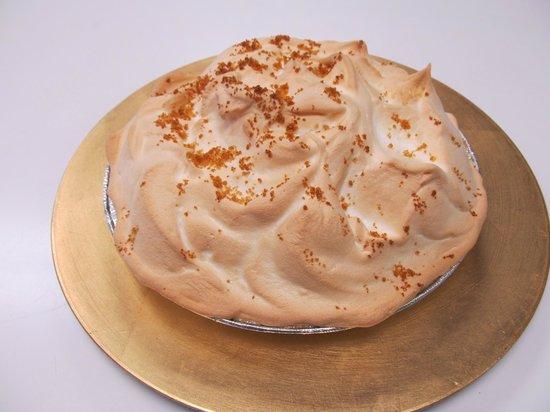 Aunt B's Bakery: Graham Cracker Pie