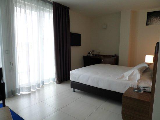 Aqua Hotel: Siute