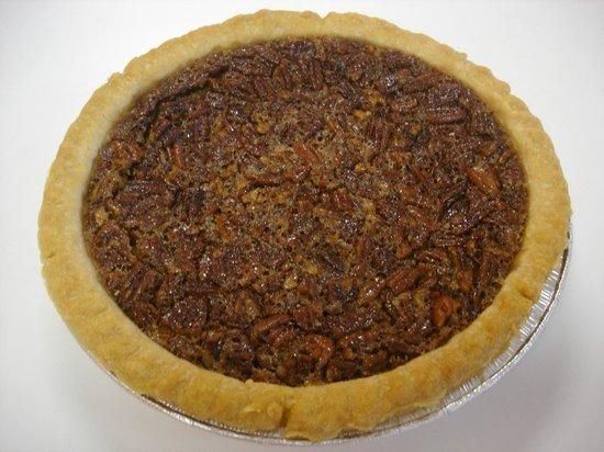 Aunt B's Bakery: Pecan Pie