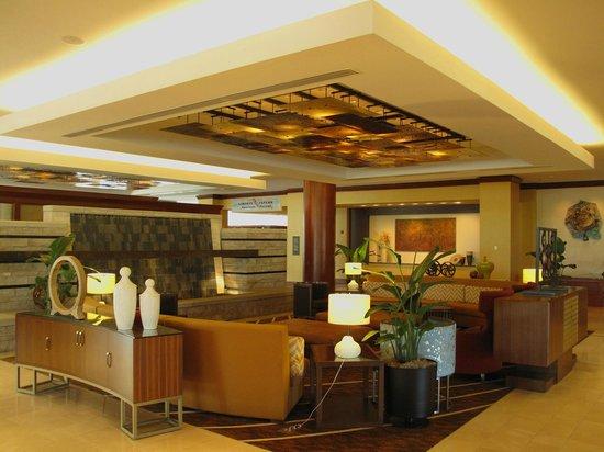 Hilton Omaha : Lobby
