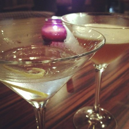 Damson Restaurant: Avoid the Classic (un)Perfect Martini