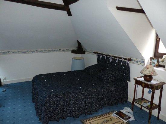 Le Moulin de la Follaine: La suite (1 lit double + 2 lits simples)