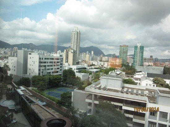 Royal Plaza Hotel: 部屋から街の眺め