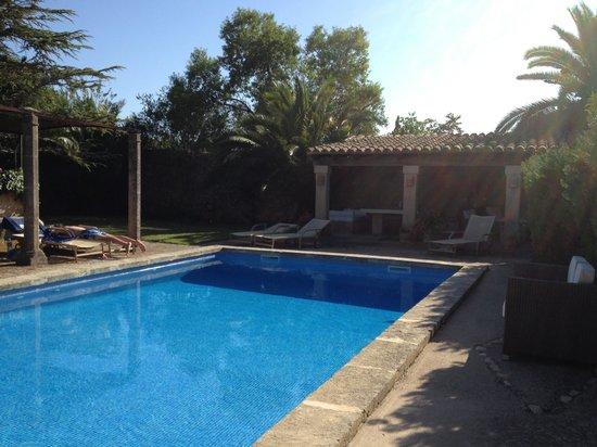 Finca Raims: Pool
