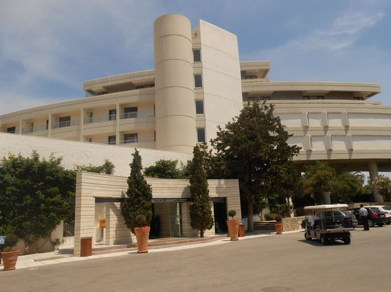 L 39 entr e picture of agapi beach hotel heraklion for Entree hotel