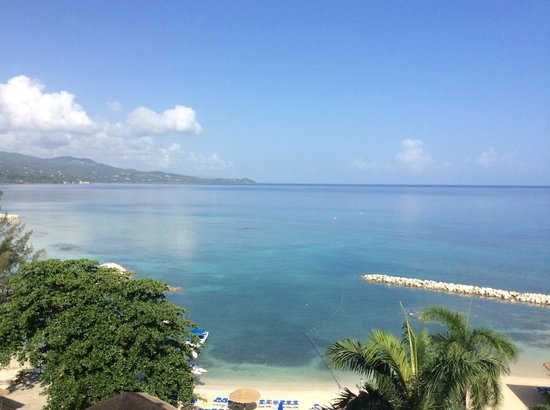 Sunscape Splash Montego Bay: View from room 7th floor