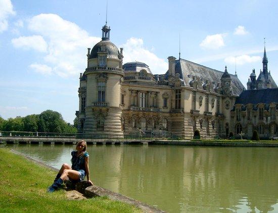 Château de Chantilly : Шантийи