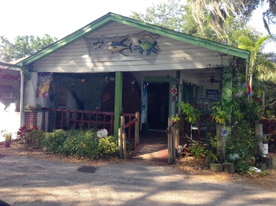 Peace River Seafood: The Restaurant