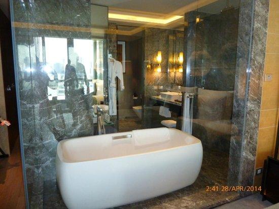 Siam Kempinski Hotel Bangkok: Bad