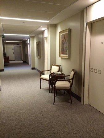 Grand Hotel Des Arts: corridoio