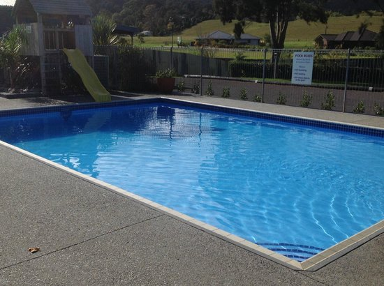 Coromandel TOP 10 Holiday Park: Common Pool