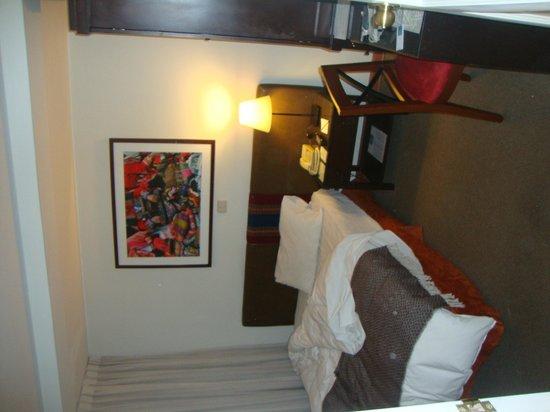 LP Los Portales Hotel Cusco : Dormitório