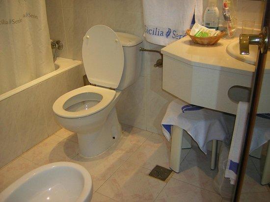 Balneario Seron: Cuarto de baño
