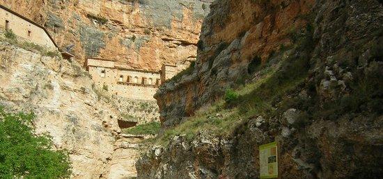 Balneario Seron: Ermita de Jaraba