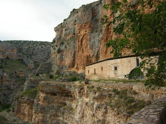 Balneario Seron: Casa del Santero de la Ermita de Jaraba