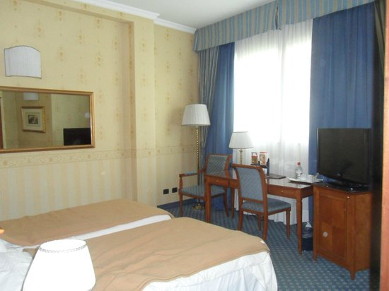 Windsor Hotel Milano: hotel room