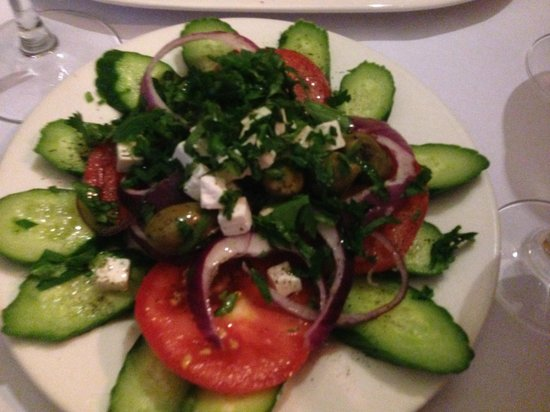 Restaurant Zafran: Starter