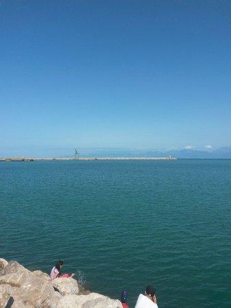 Bejaia, Aljazair: Brise de mer