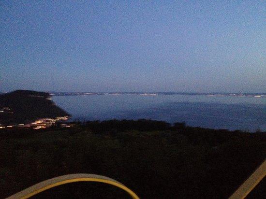 Ristorante Ca' degli Ulivi: What a view