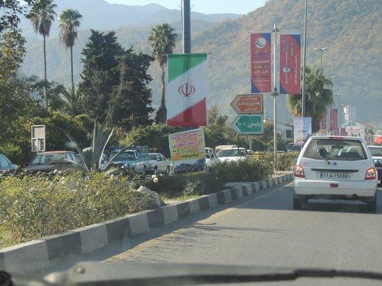 อิหร่าน: معالم