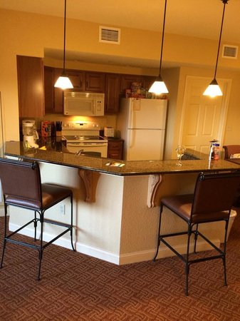Wyndham Bonnet Creek Resort: Suite 6716