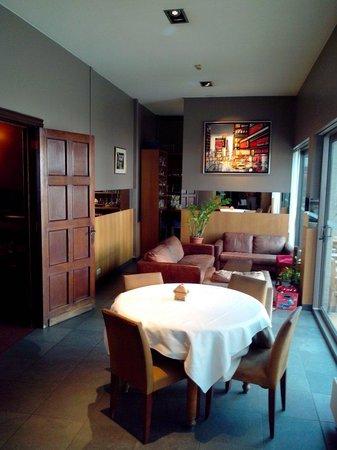 Hotel de Zalm : Freizeitraum