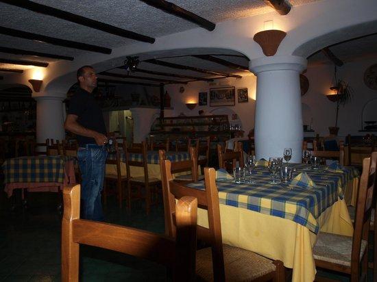 "Sorriso Thermae Resort & Spa: ИНтерьер ресторана ""Огненная земля"""