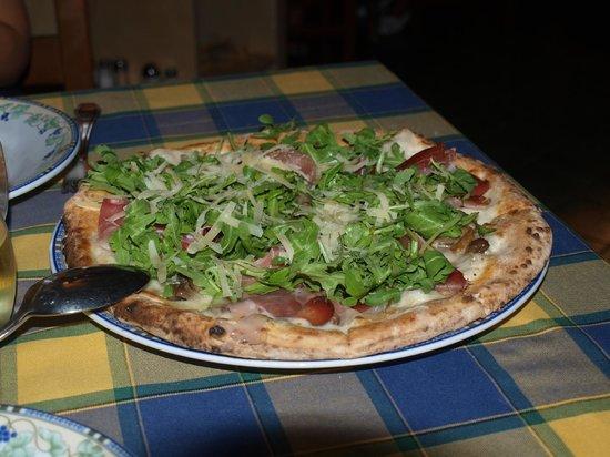 "Sorriso Thermae Resort & Spa: Пицца_Ресторан ""Огненная земля"""