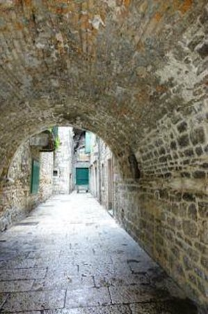 Old Split : old town
