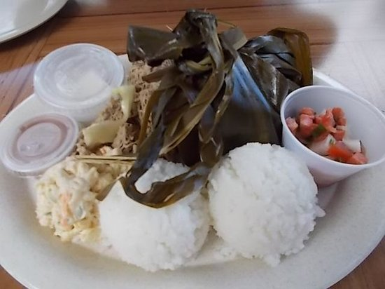Aloha Mixed Plate : Pork dishes to happy dance about