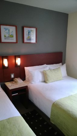 Casa Inn Mexico City: Cama