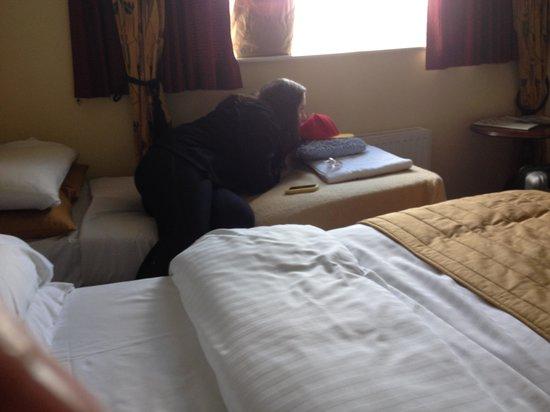 Grasmere House Hotel: Bedroom