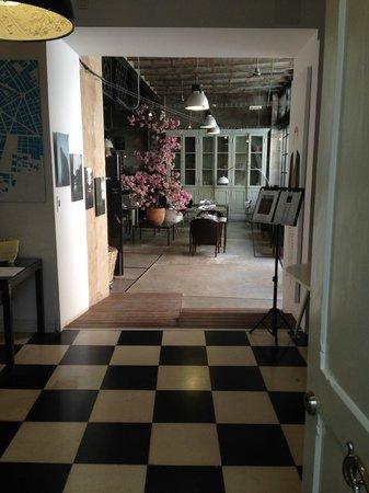 Brondo Architect Hotel: restaurant