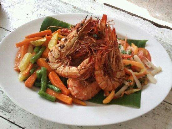 Awanhala Beach Restaurant : Lecker