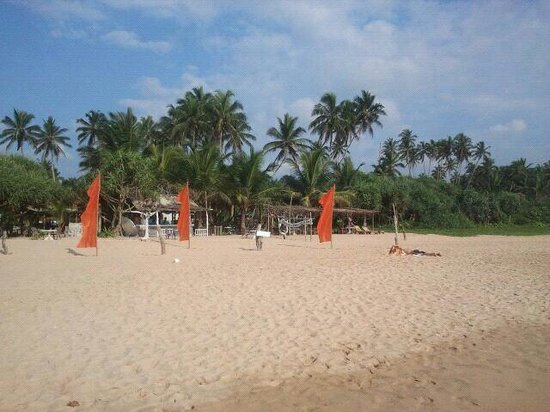 Awanhala Beach Restaurant : Ein Traum