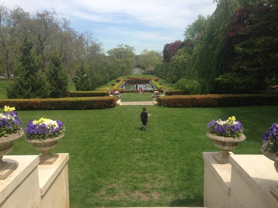 Cantigny Park : I could t catch him.
