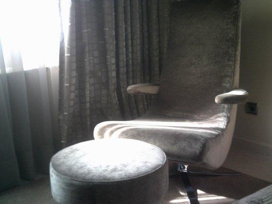 Melia Madrid Princesa : apartamento muito confortável