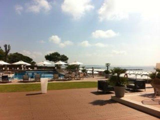 Hotel Excelsior: pool
