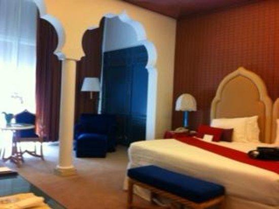Hotel Excelsior: de luxe double room