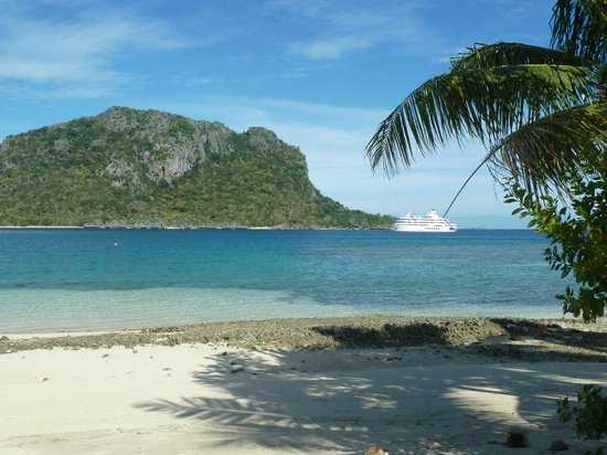 Captain Cook Cruises : Beautiful day in paradise