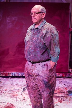 Pagosa Springs Center for the Arts: 'RED' by Lohn Logan presented by Thingamajig Theatre Company