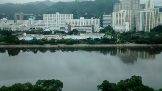 Regal Riverside Hotel : View from room 1011