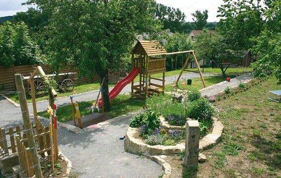 Knittlingen, Deutschland: Garten