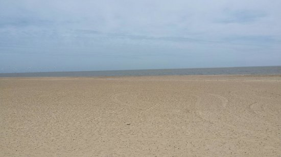 Great Yarmouth Marine Parade: Beach
