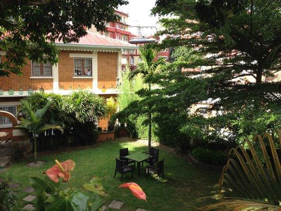 La Varangue: View from room