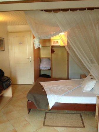 La Varangue: View of room