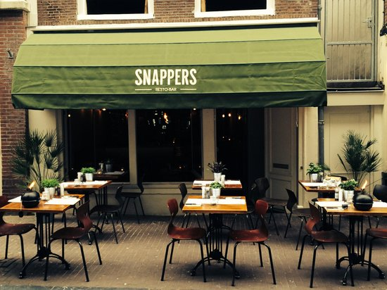 Photo of Bar Snappers at Reguliersdwarsstraat 21, Amsterdam 1017BJ, Netherlands